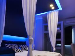 camera stanza hotel gallico marina reggio calabria - villa la fenice
