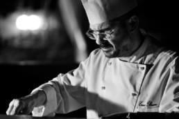 chef enzo bruno cucina - villa la fenice