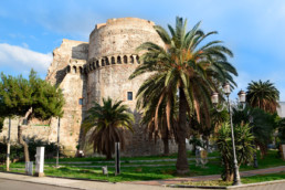 castello aragonese reggio calabria - villa la fenice
